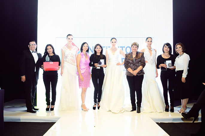 Ganadoras - Haute Couture Incontrastable copia