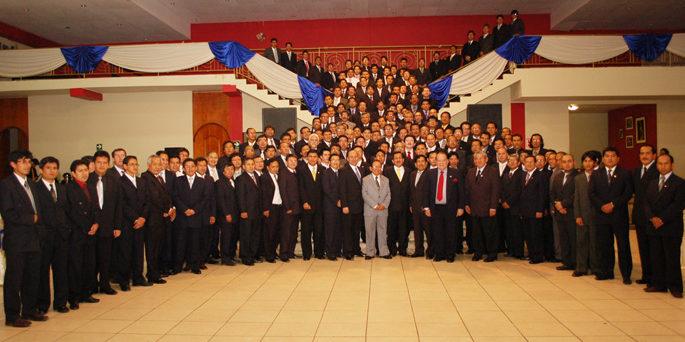 Fernando Barrios Ipenza destaca la importancia del Instituto Continental