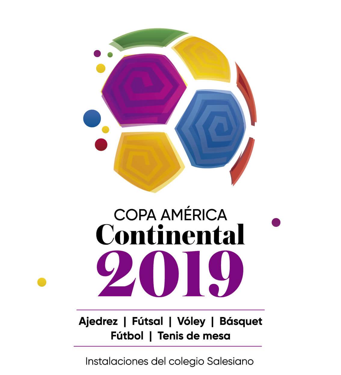 """Disfrutemos juntos de las Olimpiadas Deportivas: """"Copa América Continental 2019"""""""