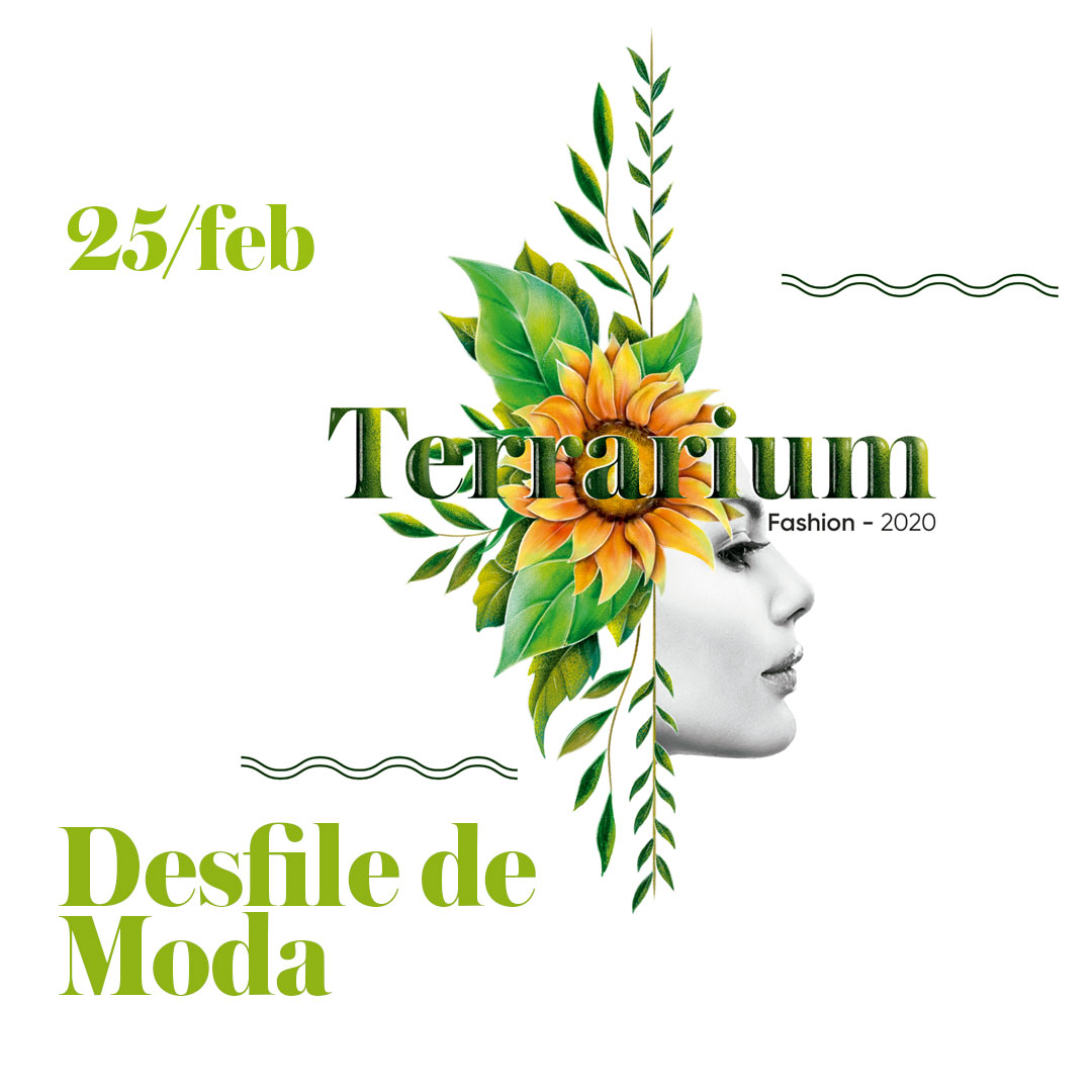 Terrarium Fashion: Desfile de moda en armonía con el medioambiente y la salud mental