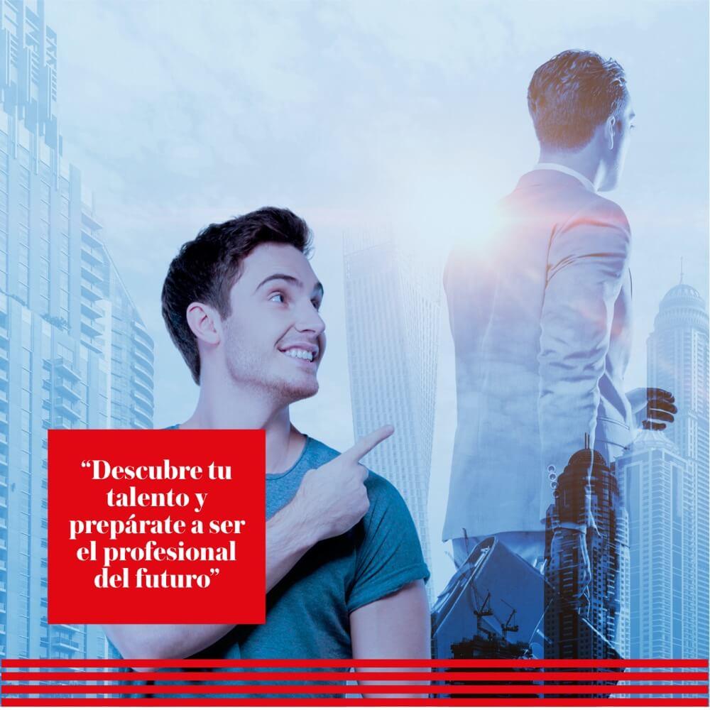 Conversatorio Facebook Live Descubre tu talento y prepárate a ser el emprendedor del futuro